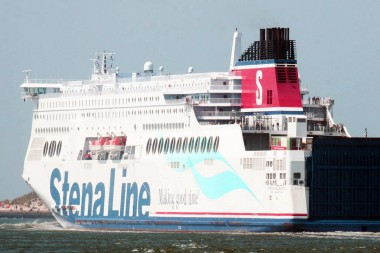 Summer celebrations lift Stena Line's Q3 traffic to Holland