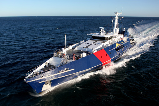 Austal Cape Class Patrol Boat