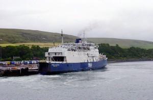 Port Cairnryan   photo by Linda Bailey (cc by sa 2)
