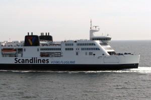 Scandilines Ferry