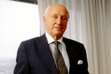Sten Allan Olsson, 1916 – 2013