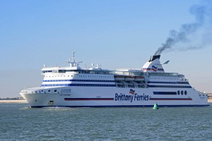 Brittany Ferry Photo by Brian Burnell (cc by sa 3)