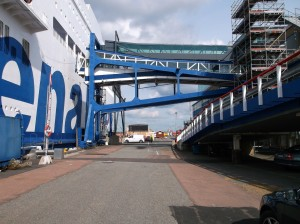 Gothenburg, Stena Line Security