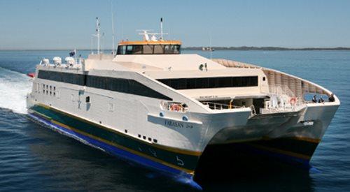 Image - Farasan Fast ferry
