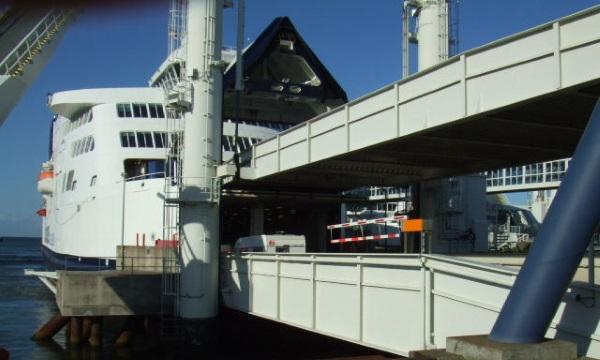 Scandlines Ship to Shore link