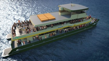 Australian shipyard to build Sydney's new ferries