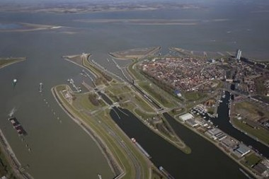 New gateway to the port of Ghent