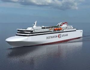 Destination Gotland LNG Ferry