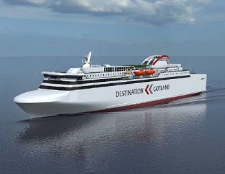 Destination Gotland orders LNG ferry