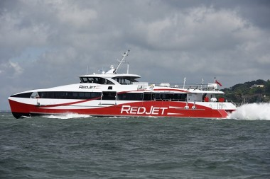 Sleek new look revealed for Red Funnel's Red Jet fleet