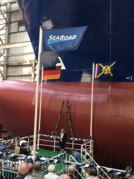 SeaRoad launches new era in Bass Strait shipping
