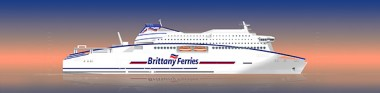 Brittany Ferries prepares way for new LNG powered ship