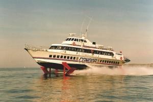 1987 - Condor Ferries