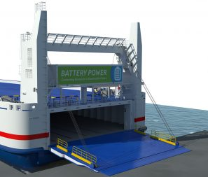 Stena Line launches 'battery power' initiative