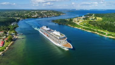 Viking enters agreement with Fincantieri for six additional ocean ships