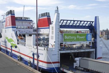 Smooth sailing for <em>Stena Jutlandica </em>battery project