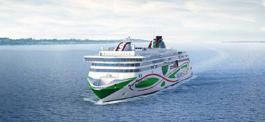 Tallink Grupp's volumes increase but net profit is down