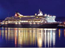 Fred. Olsen's flagship <em>Balmoral </em> commences 2019/20 cruise season