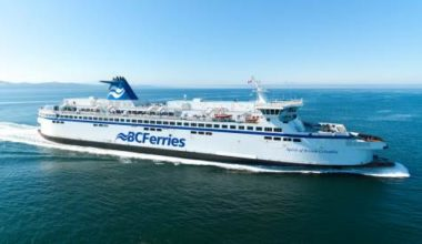 BC Ferries wins Retrofit Award
