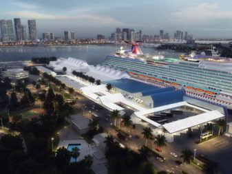 Carnival receives approval for major expansion of Terminal F at PortMiami