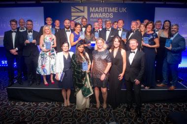 Red Funnel wins prestigious Maritime 2050 Award